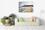 Point Lonsdale Lighthouse Australia Wall Print on the wall