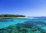 Queensland Great Barrier Reef Wall Print