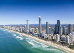 Queensland Surfers Paradise Wall Art Print