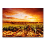 South Australia Sunset Wall Art Print