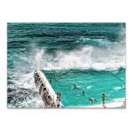 Tasman Sea Australia Wall Art Print