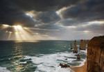 Twelve Apostles Australia Wall Art Print