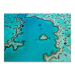 Whitsundays Island Great Barrier Reef Wall Print