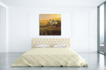Evening Breeze Wall Art Print on the wall