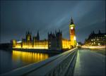 Westminster Palace Wall Art Print