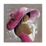 Lady Elegant Beauty I Wall Art Print