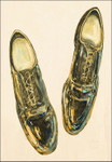 Shoe Fits I Wall Art Print