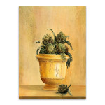 An Artichokes Wall Art Print