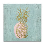 A Pineapple Wall Art Print