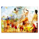 Beach Volleyball II Wall Art Print