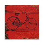 Bicycle I Wall Art Print