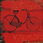 Bicycle I Wall Art Print