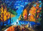 Romantic Date Night Wall Art Print