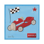 Grand Prix II Wall Art Print