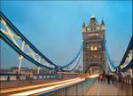 London Tower Bridge Wall Art Print