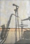Jazz Instruments Wall Art Print