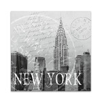 New York Wall Art Print