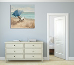 Summer Vacation I Wall Art Print on the wall