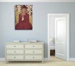 Buddha Enlightment Wall Art Print on the wall