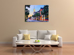 Charleston South Carolina Wall Print on the wall