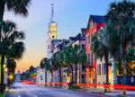 Charleston South Carolina Wall Print