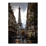 Paris Eiffel Tower Wall Art Print