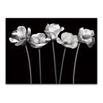 Tulips at Night Wall Art Print