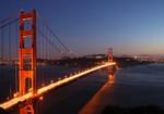 Golden Gate Bridge Wall Print