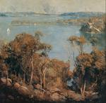 Streeton   Sydney Harbor