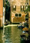 Italy Venice Canal Print