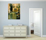 Italy Venice Canal Print on the wall
