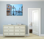 San Marco Square Venice Wall Print on the wall