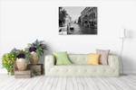 Venice Canal Italy Wall Print on the wall