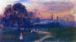 Streeton | Evening Game
