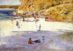 Streeton   Manly Beach