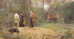McCubbin | A Bush Burial