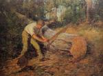 McCubbin | The Wood Sawyer