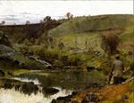 Roberts | A Quiet Day on the Darebin Creek