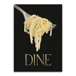 Italian Pasta Wall Art Print