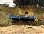 Roberts | Boat on Beach, Queenscliff