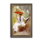 Roberts | Lady with a Parasol