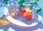 The Oranges Wall Art Print