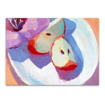 The Red Apples Wall Art Print