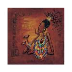 De Vous à Moi III Wall Art Print