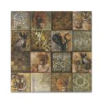 Heartland African Animals Wall Art Print