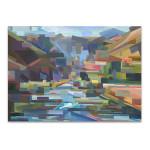 The Yakima Canyon Wall Art Print