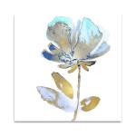 Fresh Bloom Aqua II Wall Art Print