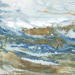 Geode I Wall Art Print