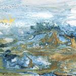 Geode II Wall Art Print