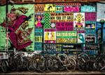 New York Street Wall Art Print